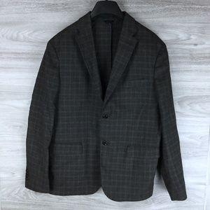 Goodman Co The Uptown Wool Blend Suit Jacket